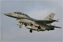 #1973 F-16 FB-12 Belgique - air force