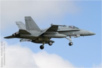 tn#1978-F-18-HN-407-Finlande - air force