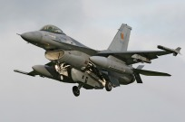 #1983 F-16 FA-101 Belgique - air force