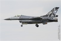 tn#10002-General Dynamics F-16AM Fighting Falcon-FA-70