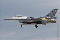 tn#10003 F-16 FA-132 Belgique - air force