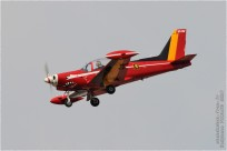 #10062 SF.260 ST-36 Belgique - air force