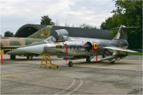 tn#10071-F-104-FX47-Belgique - air force