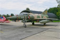 tn#10072 Mirage III BR10 Belgique - air force