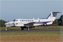 #10080 King Air FL-746 France - douanes