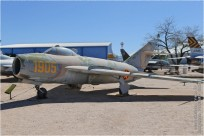 tn#10143-MiG-17-1905 yellow-USA