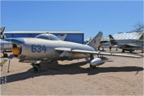 tn#10144-MiG-17-634 blue-USA