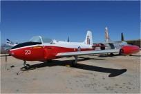 tn#10157-Jet Provost-XM464-USA