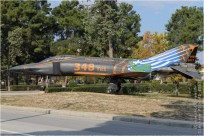 tn#10186 F-4 7499 Grèce - air force