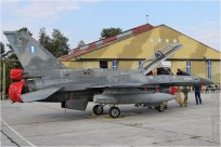 tn#10192 F-16 611 Grèce - air force