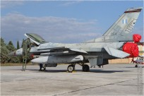 tn#10206 F-16 054 Grèce - air force