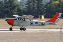 tn#10280-Cessna 172-69-7182-Grece-air-force