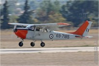 tn#10281-Cessna 172-69-7185-Grece-air-force