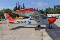 tn#10283-Cessna 172-69-7192-Grece-air-force
