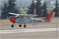tn#10284-Cessna 172-69-7200-Grece-air-force