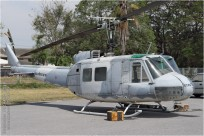 #10538 Bell 205 H6-25/12 Thaïlande - air force