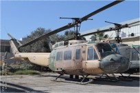 tn#10543-Bell 205-804-Jordanie-air-force
