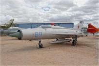 tn#10648-MiG-21-69 blue-USA