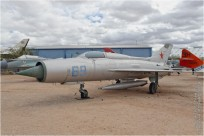 tn#10648-Mikoyan-Gurevich MiG-21PF-69 blue