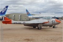 tn#10673-De Havilland Vampire T35-A79-661