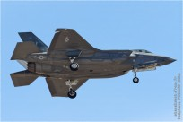 tn#10772 F-35 13-5078 USA - air force