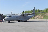 #10965 C-295 CC-2 Finlande - air force
