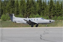 #10981 PC-12 PI-02 Finlande - air force