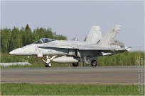 tn#10987-F-18-HN-401-Finlande - air force