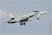 #10988 F-18 HN-401 Finlande - air force