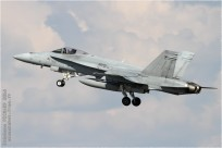 #10990 F-18 HN-415 Finlande - air force
