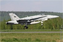 #10991 F-18 HN-431 Finlande - air force