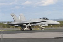 #11044 F-18 HN-427 Finlande - air force