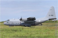 tn#11069 C-130 G-988 Pays-Bas - air force