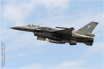 tn#11098 F-16 520 Grèce - air force