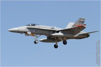 #11163 F-18 HN-435 Finlande - air force