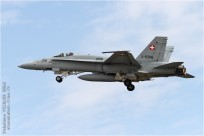 tn#11165-F-18-J-5016-Suisse - air force
