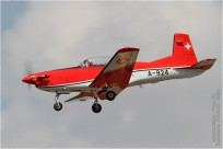 tn#11184-PC-7-A-924-Suisse - air force