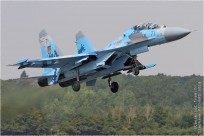 tn#11193-Su-27-71 blue-Ukraine - air force