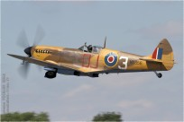 #11207 Spitfire MK356 Royaume-Uni - air force
