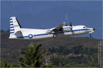 tn#11290-Fokker 50-5002-Taiwan - air force