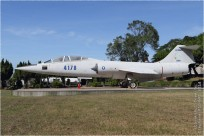 tn#11399 F-104 4178 Taiwan - air force