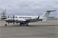#11422 King Air 23054 Japon - army