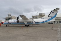 tn#11427-Dash 8-JA721A-Japon - coast guard
