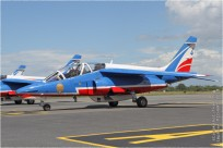 #11548 Alphajet E87 France - air force