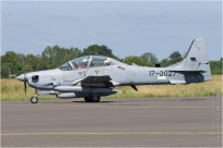 #11563 Super Tucano 17-2027 USA - air force