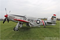 tn#11794 P-51 TF-839 USA