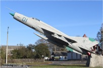 tn#11796-MiG-21-01 blue-Ukraine