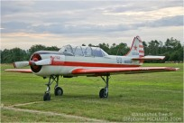 tn#11798-Yak-52-69 grey-Russie