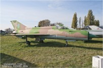 tn#11813 MiG-21 21 red Ukraine - air force