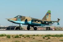tn#11827-Su-25-09 blue-Azerbaïjan-air-force